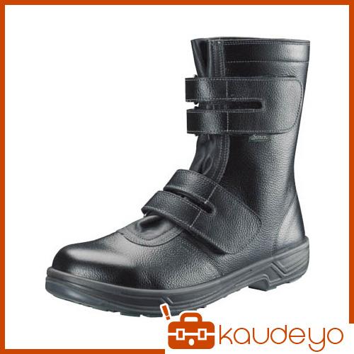 シモン 安全靴 長編上靴マジック式 SS38黒 26.0cm SS3826.0 3043