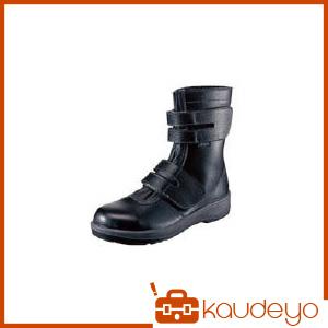 シモン 安全靴 長編上靴 7538黒 26.5cm 7538BK26.5 3043