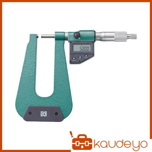 SK デジタルU字形鋼板マイクロメータ MCD233150U 8702