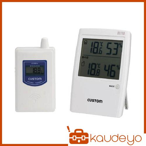 カスタム 無線温湿度モニター HI01RF 2201