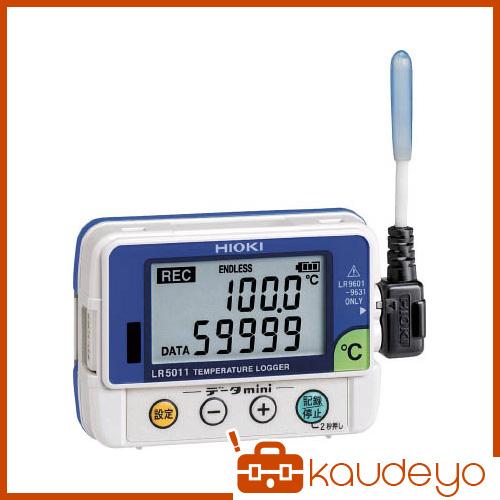 HIOKI 温度ロガー LR5011 6031