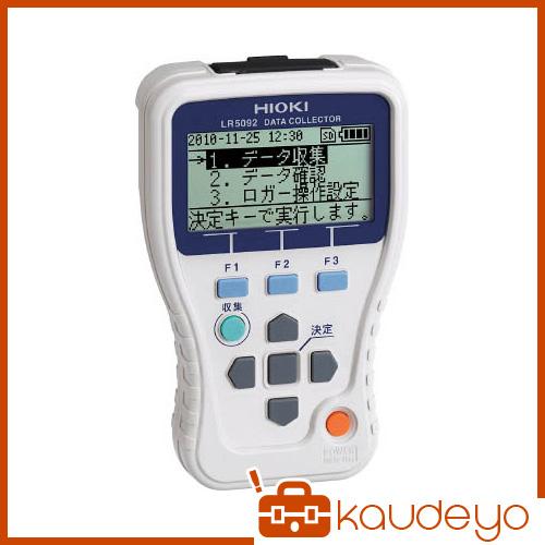 HIOKI データコレクタ LR5092 6031