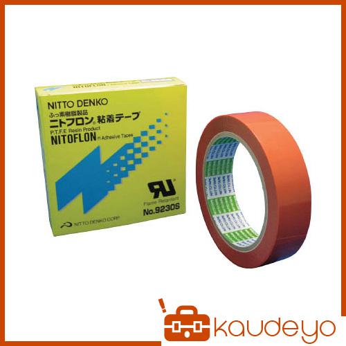 日東 ニトフロン粘着テープ No.9230S 0.1mm×25mm×33m 9230SX10X25 5038