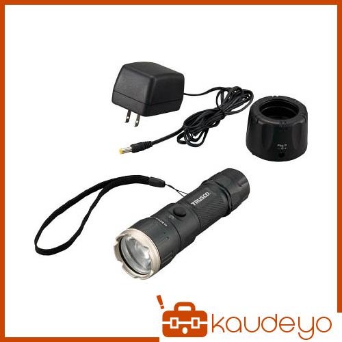 TRUSCO アルミLEDライト 充電式 130ルーメン Φ45X142 TAT70C1N 8037