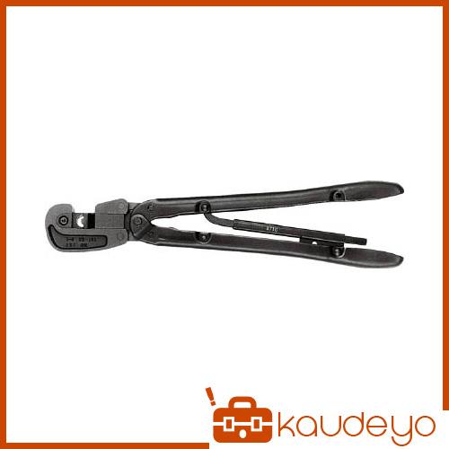 JST 裸端子/裸スリーブ用手動式圧着工具(端子呼び/8用) YHT8S 3334