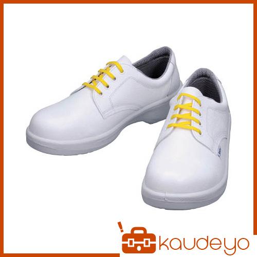 シモン 静電安全靴 短靴 7511白静電靴 28.0cm 7511WS28.0 3043