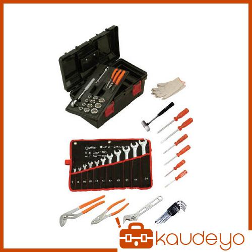 スーパー プロ用標準工具セット S6500N 3063