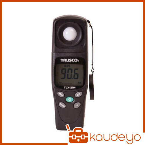 TRUSCO デジタル照度計 TLX204 4500