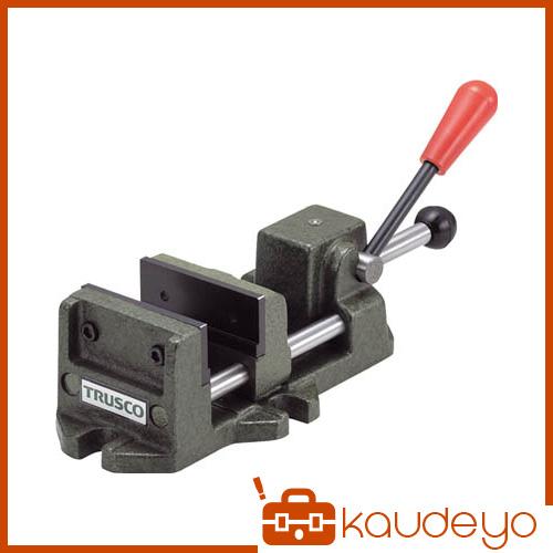 TRUSCO クイックグリップバイス F型 75mm FQ75 3100