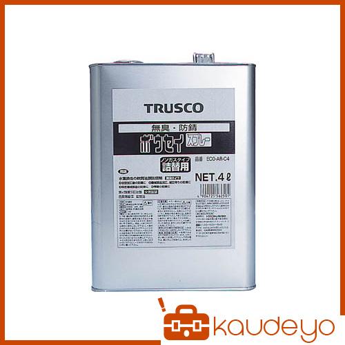 TRUSCO αボウセイ油 4L ECOARC4 4050