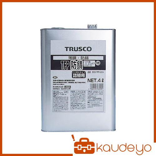 TRUSCO TFP防錆剤 有色 4L ECOTFPUC4 4050