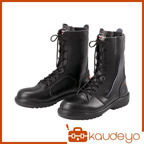ミドリ安全 踏抜き防止板入り ゴム2層底安全靴 RT731FSSP-4 25.5 RT731FSSP425.5 7186