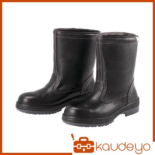 ミドリ安全 ラバーテック半長靴 26.0cm RT94026.0 7186