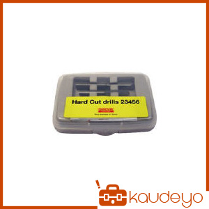 サンドビック ハードカットドリルセット 各1個入り HC23456 8716