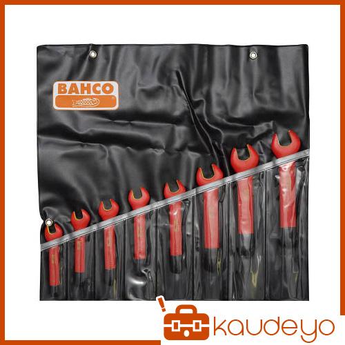 バーコ 1000V絶縁片口スパナセット 6MV8T 8513