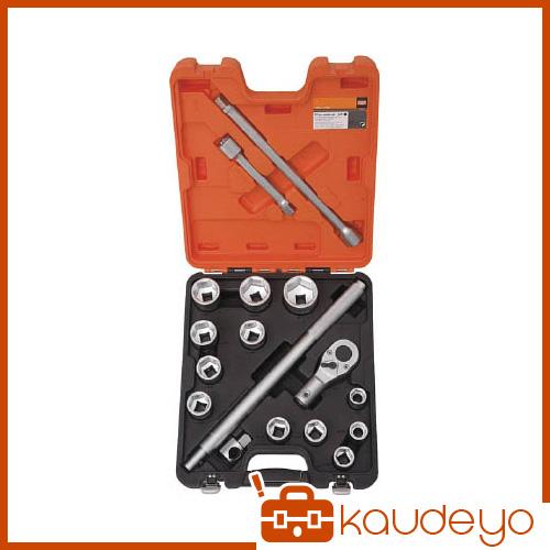 バーコ インチソケットセット 3/4 差込角19mm SLX17AF 8513
