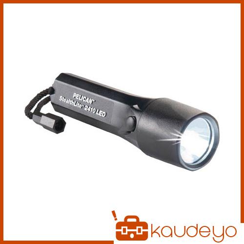 PELICAN 2410 黒 LEDライト 2410BK 6309