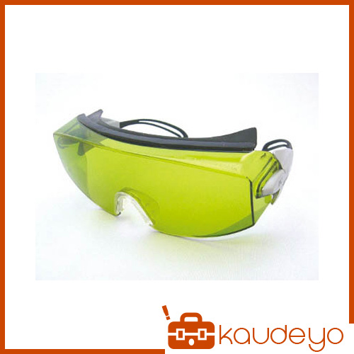 レンズ角度調整及び長さ調整可能なので快適なフィット感を得られます 別倉庫からの配送 リケン レーザーメガネ RS-80 V 低価格 RS80V 8035