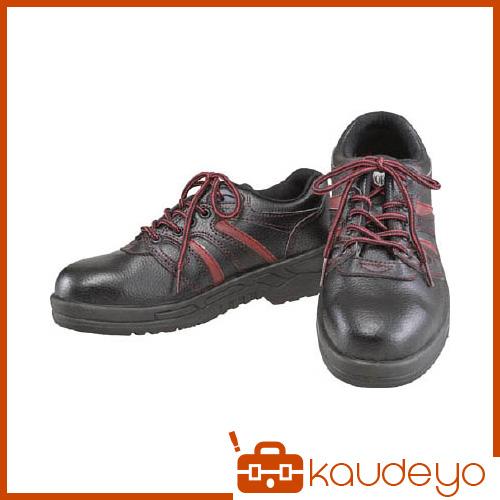 耐油性能に優れています ランキングTOP10 足底部は発泡密度の異なるポリウレタン2層底なのでクッション性が良いです おたふく 発売モデル 安全シューズ短靴タイプ 1087 JW750255 25.5