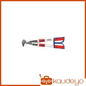 KNIPEX 伸縮式ケーブルカッター 570‐770mm 9532038 2316