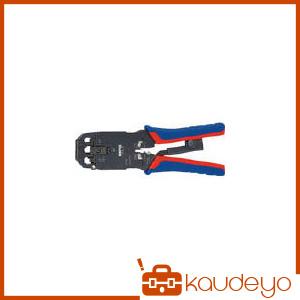 KNIPEX プラグ用圧着ペンチ 200mm 975112 2316