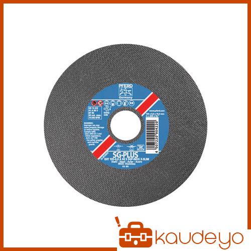 PFERD 切断砥石 SG-PLUS 105X0.8X15A A60S EHT105SGP941515 6251 25枚