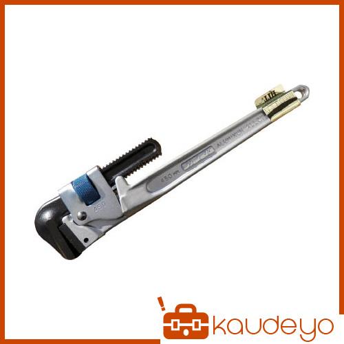 HIT ブルーアルミパイプレンチ 白管 被覆管 兼用 450mm ALP450J 6252
