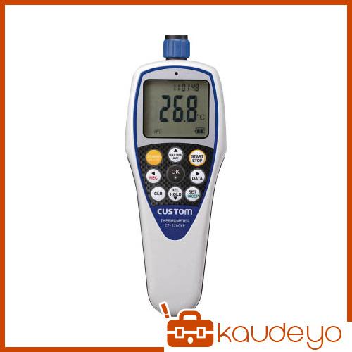 カスタム 防水デジタル温度計 CT5200WP 2201