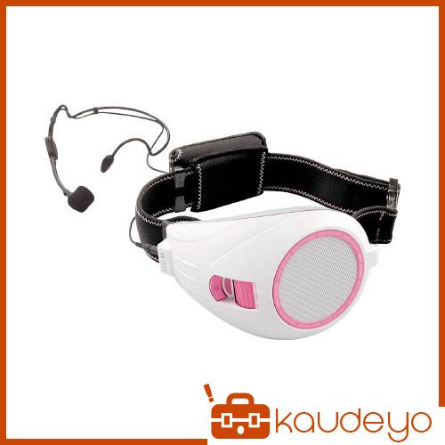 TOA ハンズフリー拡声器(ピンク) ER1000PK 4309