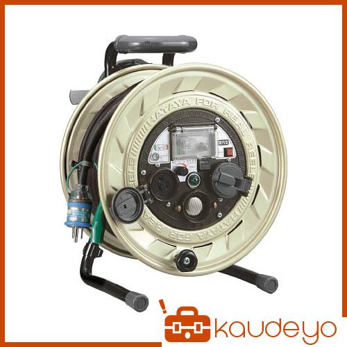 ハタヤ 大容量メタルセンサー(金属感知機能付)リール 単相100V 20m MSS231KV 6012