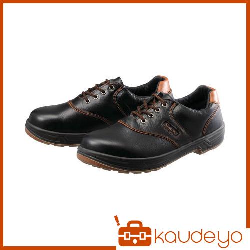 シモン 安全靴 短靴 SL11-B黒/茶 26.0cm SL11B26.0 3043