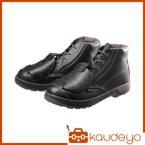 シモン 安全靴甲プロ付 編上靴 SS22D-6 26.0cm SS22D626.0 3043