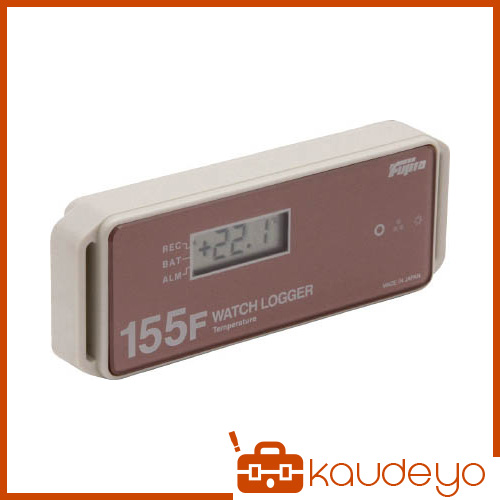 Fujita 表示付温度データロガー(フェリカタイプ) KT155F 6282