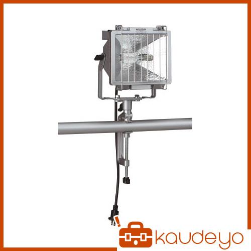 ハタヤ 防雨型ハロゲンライト 500W 100V電線5m バイス付 PH505N 6012