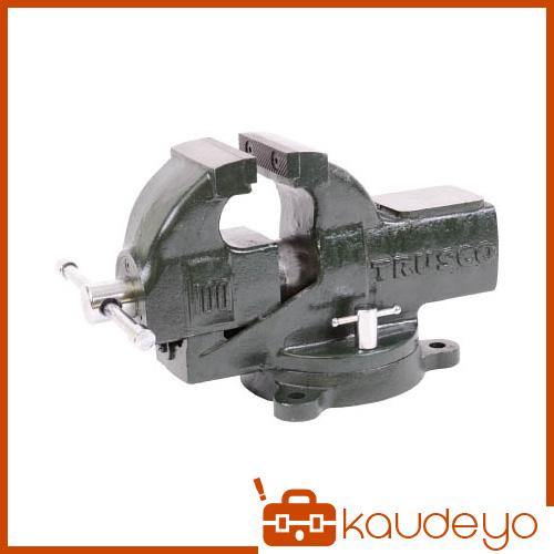 TRUSCO 強力アプライトバイス(回転台付タイプ) 125mm TSRV125 3100