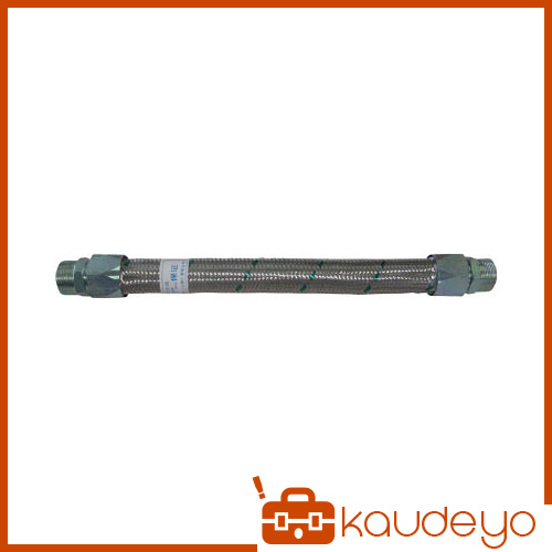 トーフレ TF メタルタッチ無溶接型フレキ 継手鉄 オスXメス 25AX500L TF1625500MF 4354