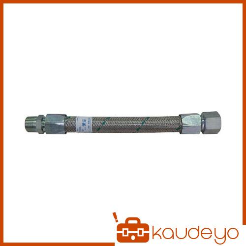 トーフレ TF メタルタッチ無溶接型フレキ 継手鉄 オスXオス 25AX1000L TF16251000MM 4354
