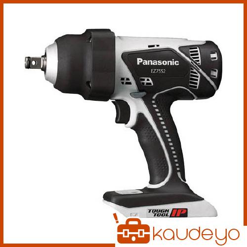 Panasonic ナショナル 18V充電インパクトレンチ(本体のみ) EZ7552XH 5018