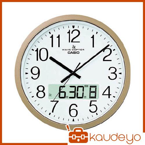 カシオ 電波掛け時計 IC4100J9JF 2007