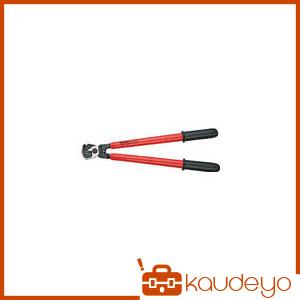 KNIPEX 絶縁ケーブルカッター 500mm 9517500 2316