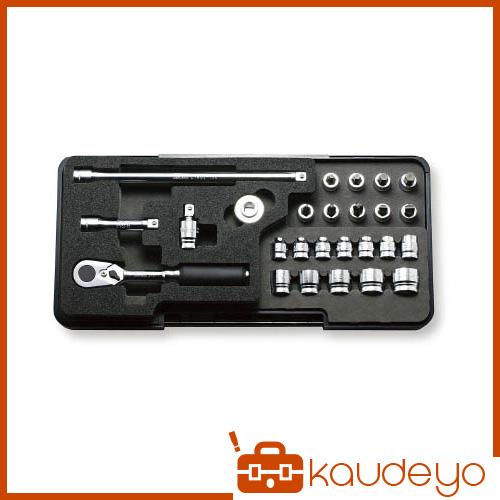 コーケン Z-EAL ソケットセット差込角6.35mm 26ヶ組 P2285Z 2195