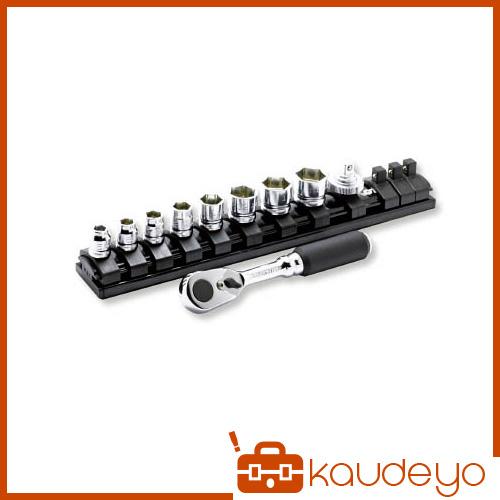 コーケン Z-EAL エントリーセット差込角6.35mm 10ヶ組 2285ZE 2195