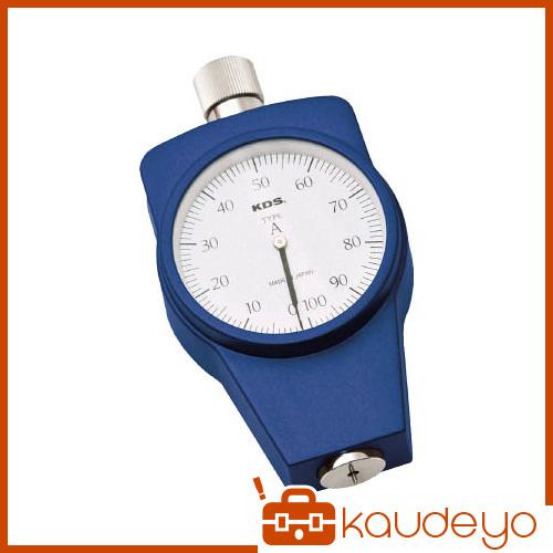 KDS ゴム硬度計Aタイプ標準型 DM104A 8591