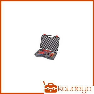 KNIPEX 9791-01 太陽光発電用工具セット 3点 979101 2316