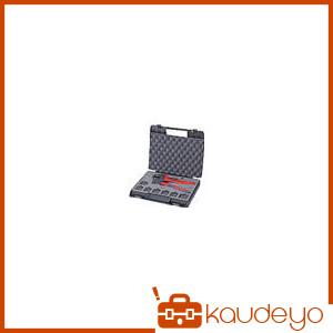 KNIPEX 9743-200 クリンピングシステムプライヤー 9743200 2316