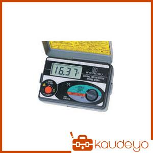 KYORITSU デジタル接地抵抗計(ソフトケース) MODEL4105A 2466