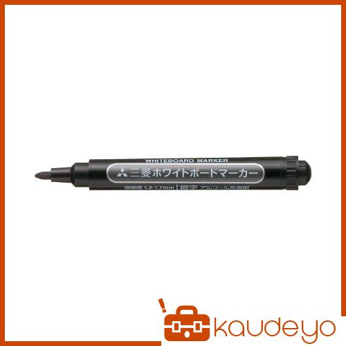即出荷 ホワイトボード金属樹脂などの各種素材に筆記可能です uni 三菱鉛筆 ホワイトボードマーカー 細字 PWB2M.24 年中無休 8932 黒