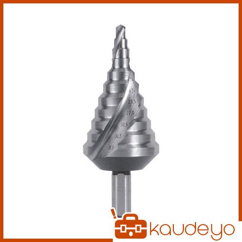RUKO 2枚刃スパイラルステップドリル 38.5mm 101091 8137