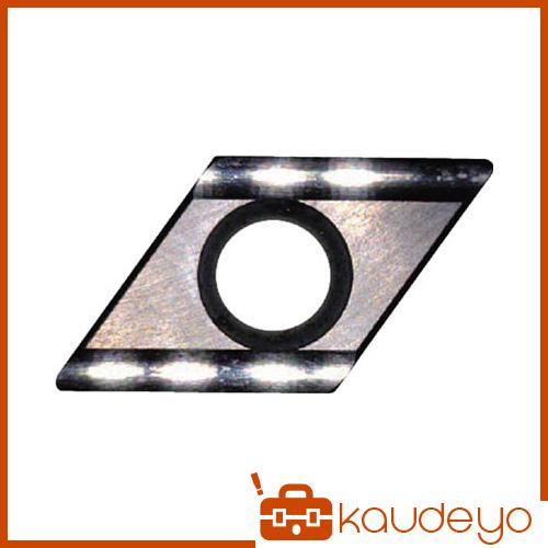 富士元 60°モミメン専用チップ 超硬K種 D43GUX 5003NK1010 12個