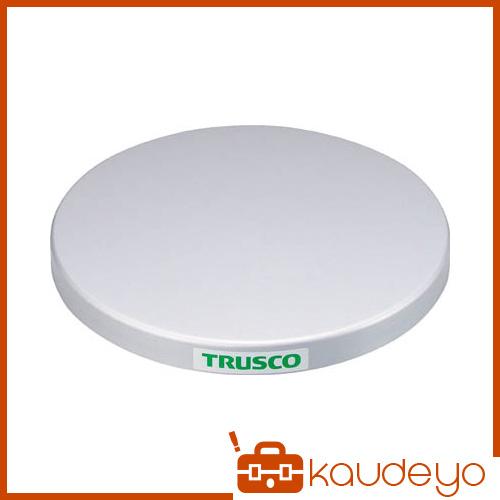 TRUSCO 回転台 150Kg型 Φ400 スチール天板 TC4015F 8500